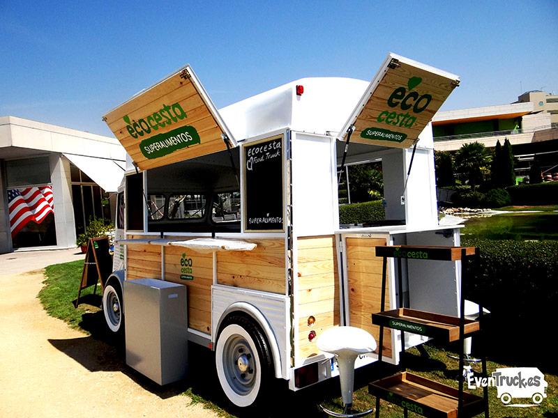 Food Truck vista General