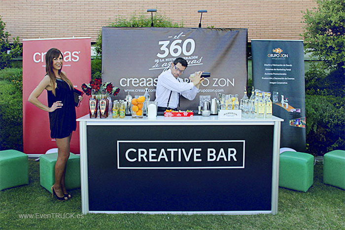 Barra CreativeBar