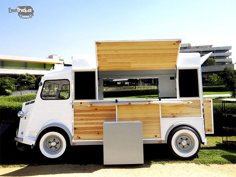 Food Truck Citroen