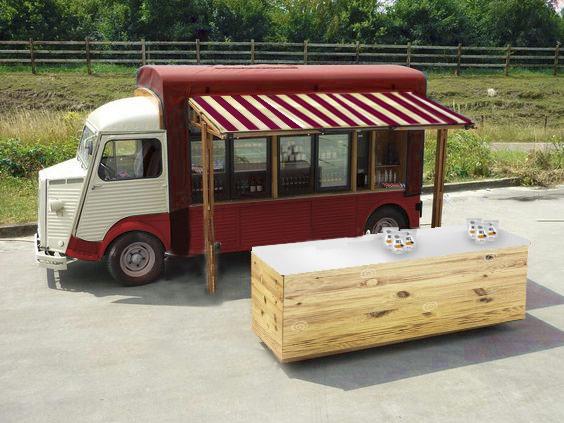 Bar Truck Citroen
