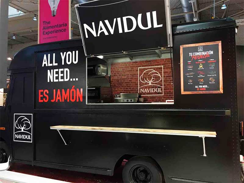 Navidul foodTrucks