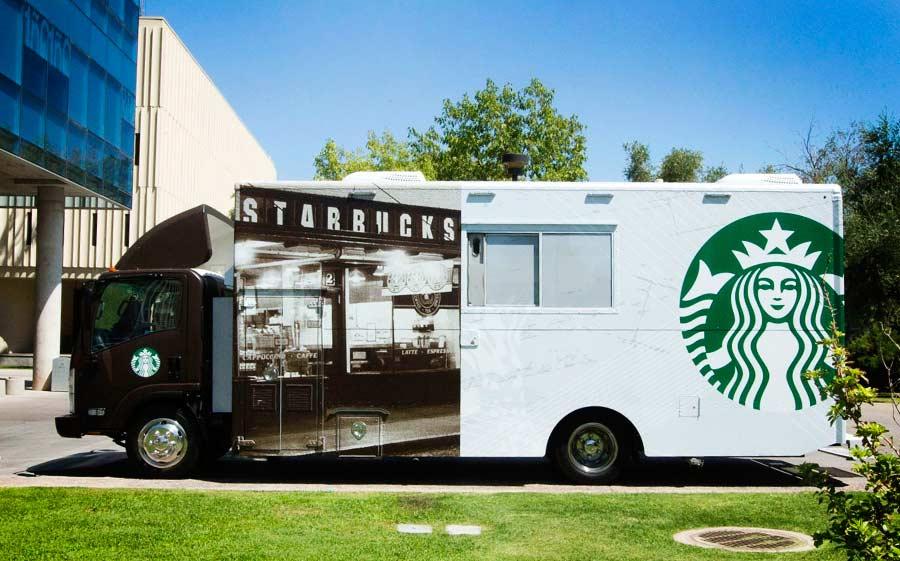 Starbucks MobileTruck