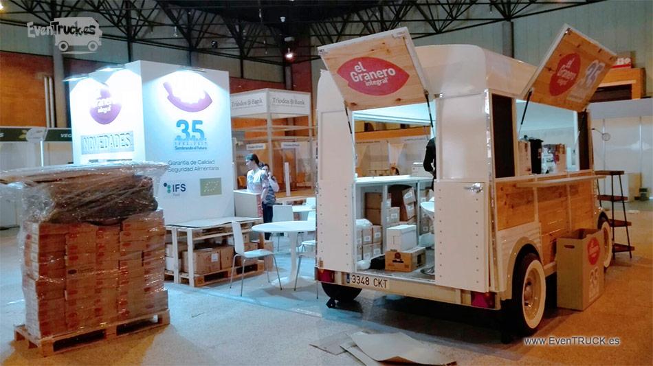 Feria Biocultura Sevilla 2017