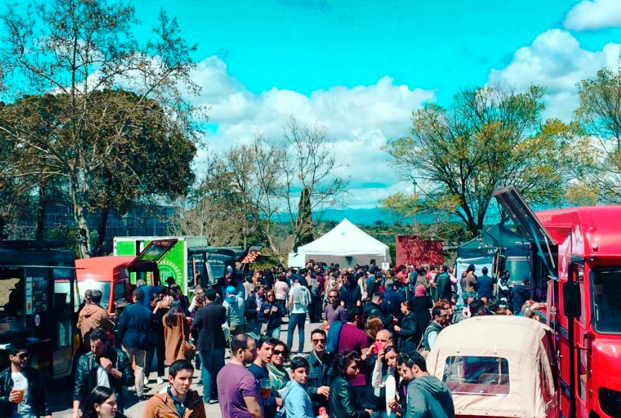Madreat FoodTrucks Feria 2017