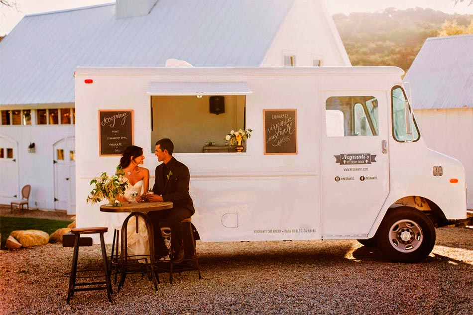 Bodas con Food Trucks