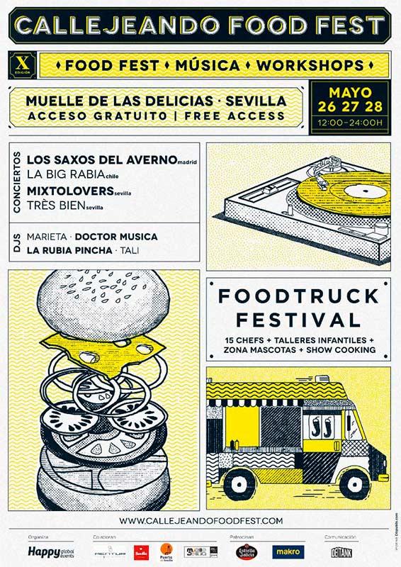 Callejeando Food Fest Sevilla
