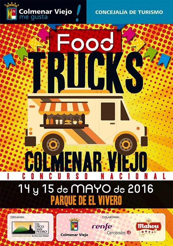Concurso Food Trucks Colmenar Viejo
