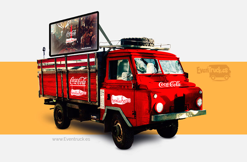 FoodTruck Santana Coca-Cola
