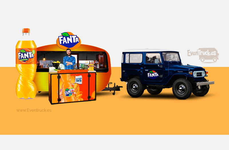 Catusa FoodTruck Bar Fanta