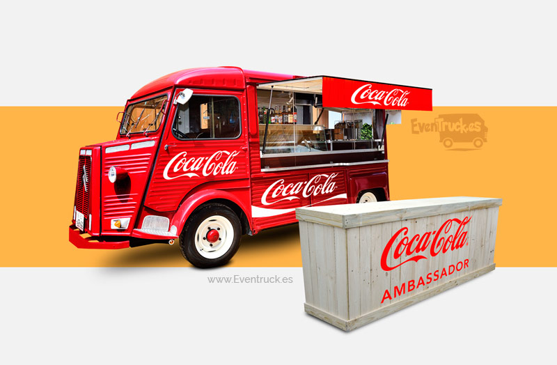 FookTruck Coca-Cola