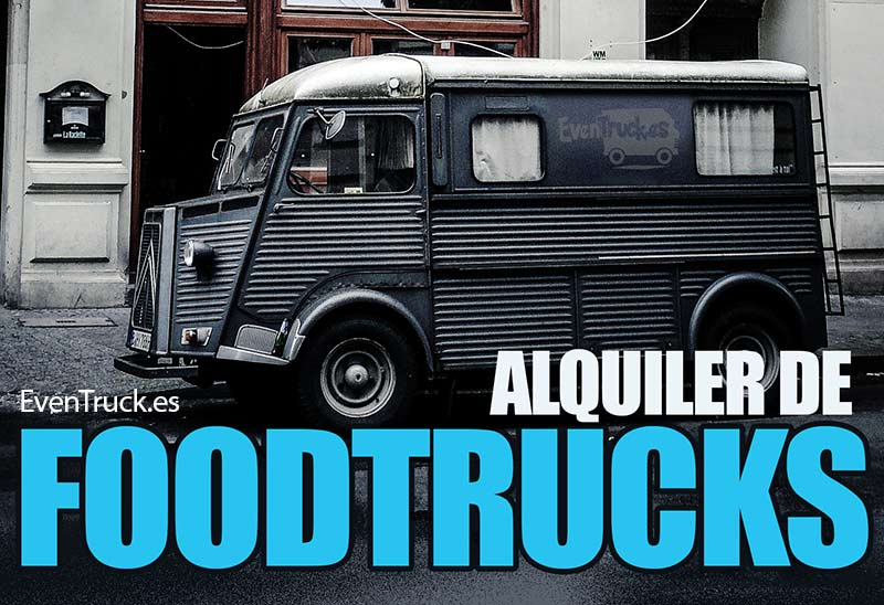 Venta de FoodTrucks en Madrid