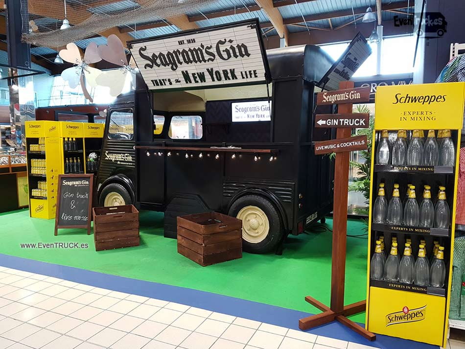 FoodTruck Eventos Seagrams