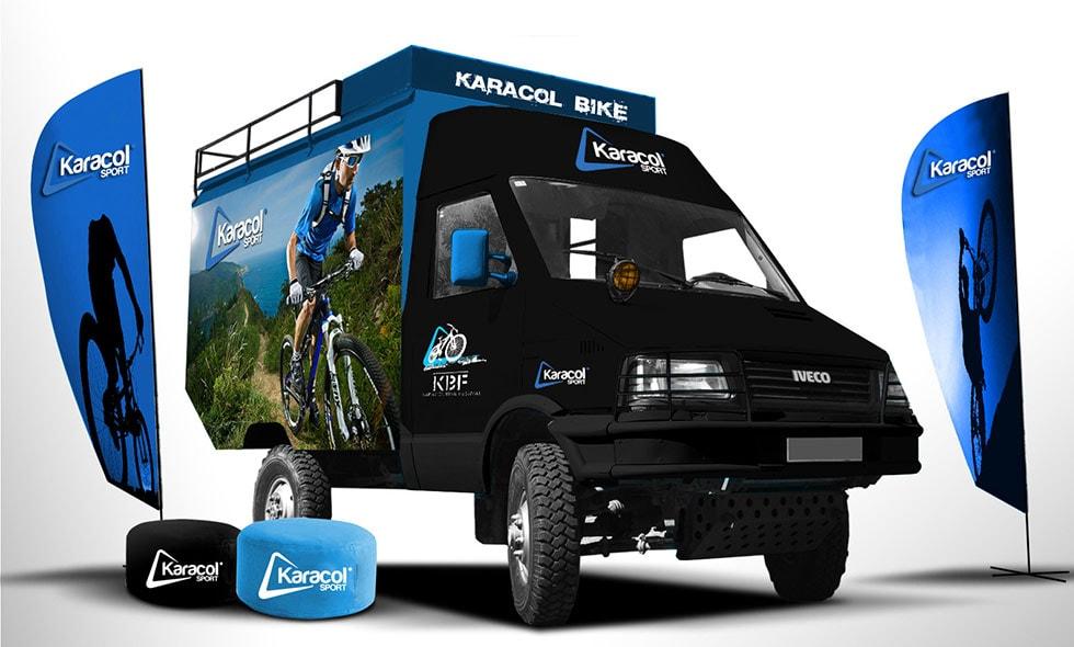 Camión FoodTruck Vehículo para Eventos