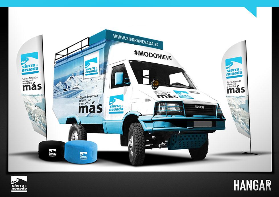 Camión FoodTruck Vehículos para Eventos