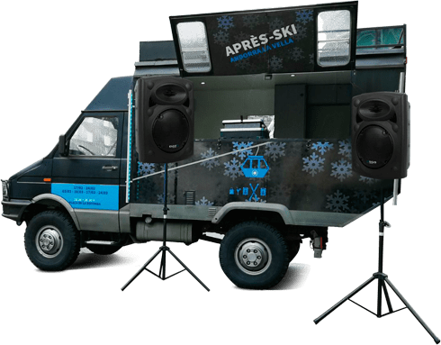 DJTruck Eventruck