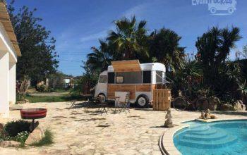 Eventruck  monta delegación en Ibiza