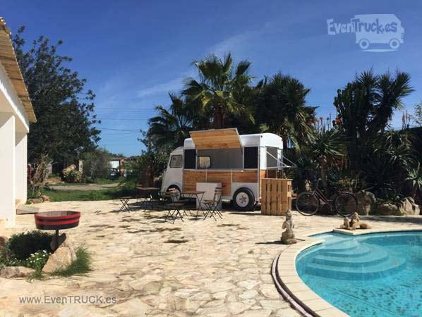Eventruck monta delegacion en Ibiza