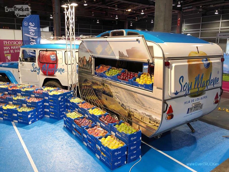 Evento Marlene Toyota BJ40 - Caravana Catusa FoodTruck