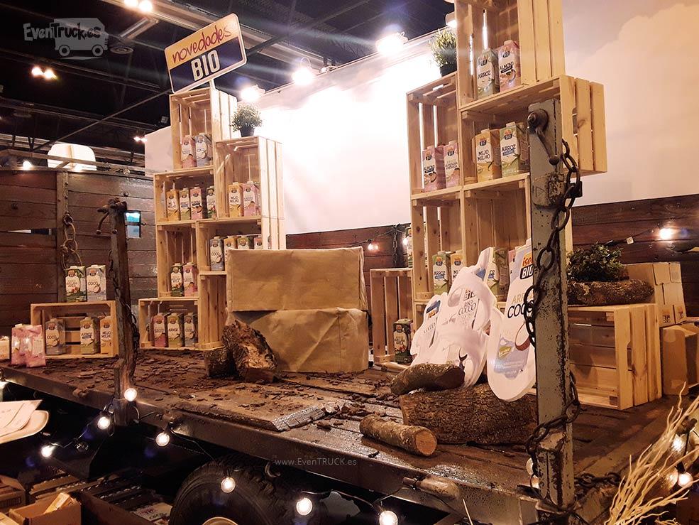 FoodTruck Isola - Feria Ecológica