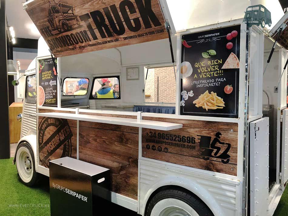 FoodTruck Grupo Seripafer Promogift