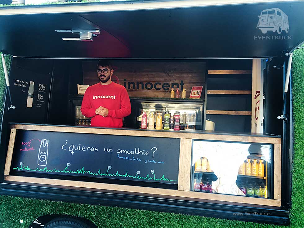 FoodTruck Grupo Innocent