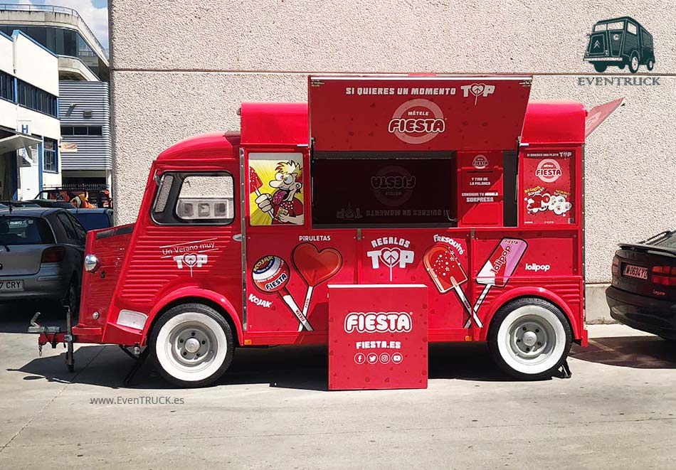 FoodTruck FIESTA