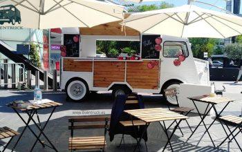 Sol, terrazas y ¡Food Trucks!