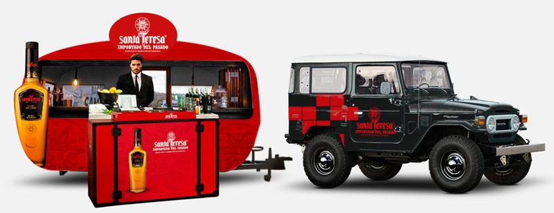 MrBartruck Food Truck Madrid