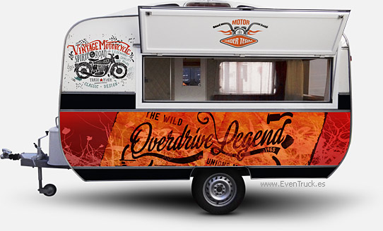 Caravana Food Trucks Eventos