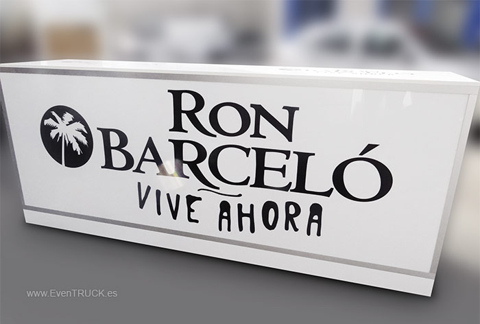 Bar Truck Citroen Ron Barceló