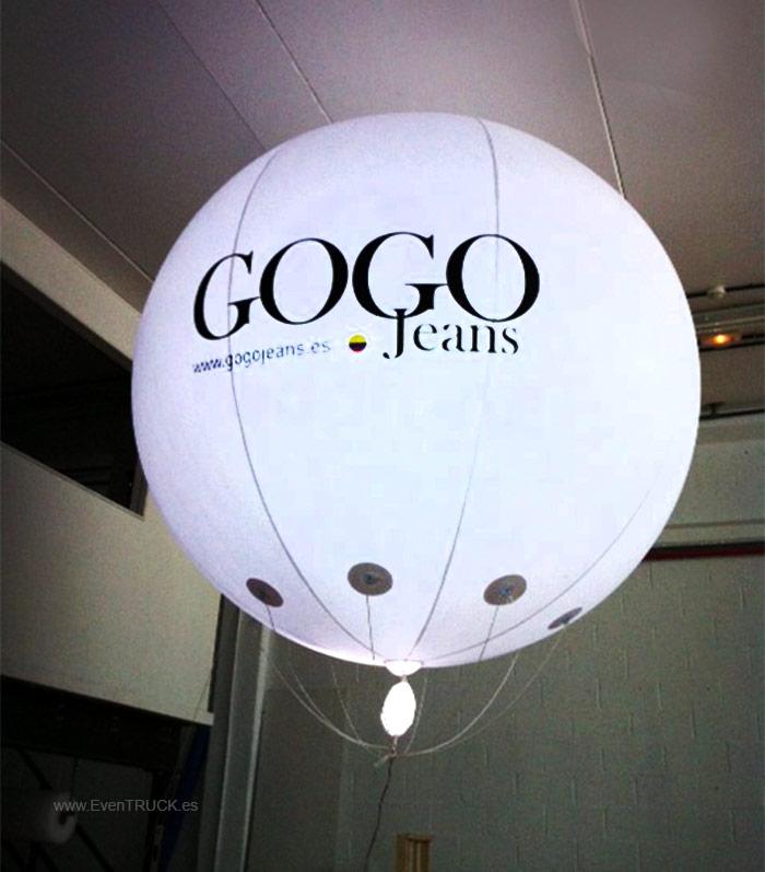 Esfera Globo Jeans
