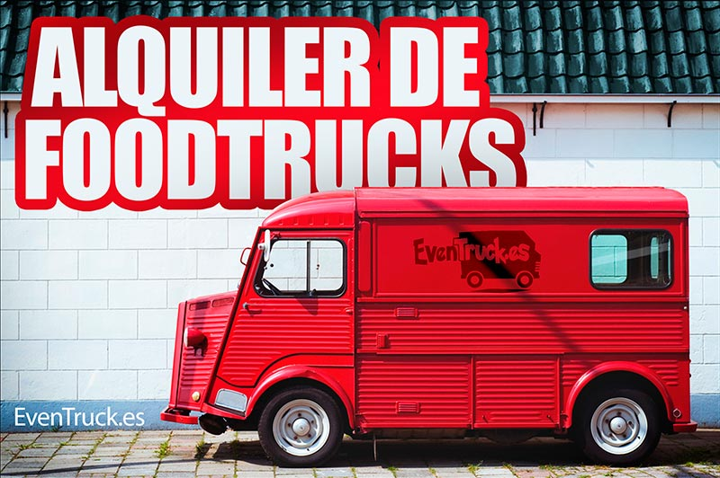 Alquiler de FoodTrucks en Madrid