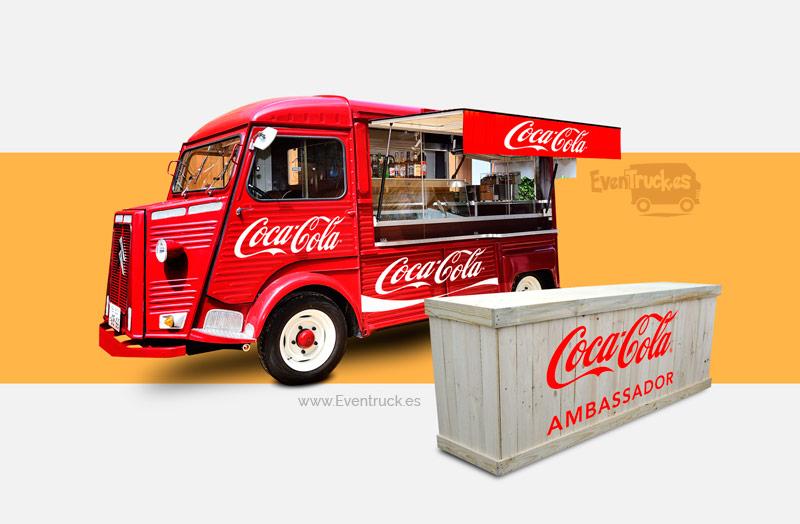 FookTruck Coca-Cola