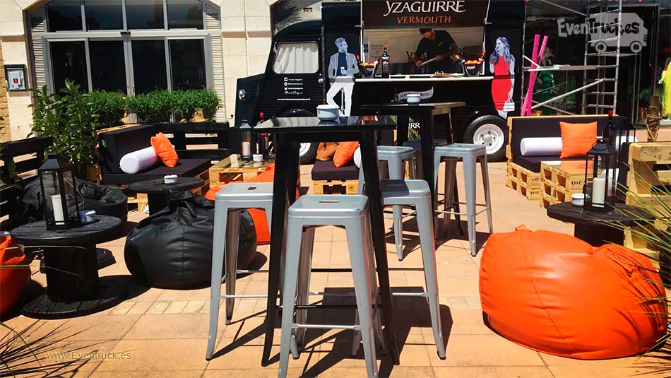 FoodTruck Yzaguirre Vermouth