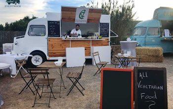 Food Trucks, la mejor opción para dar vida a tus Terrazas y Espacios